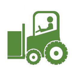 Bande transporteuse - Industrie de la logistique
