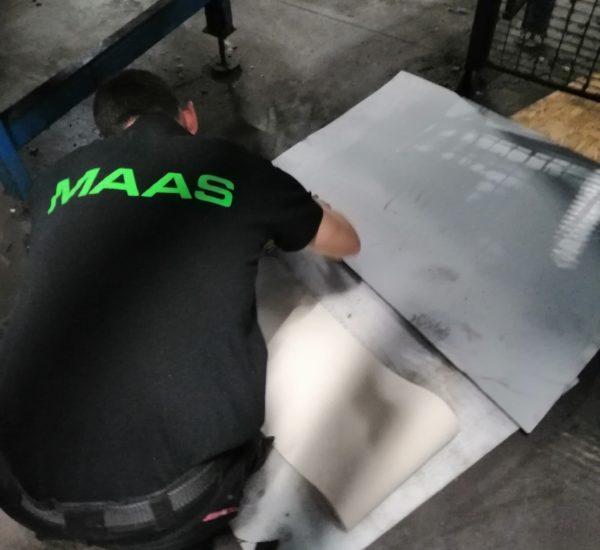 MAAS intervention tshirt