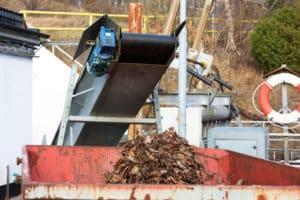 bande-transporteuse-recyclage-convoyeur-benne